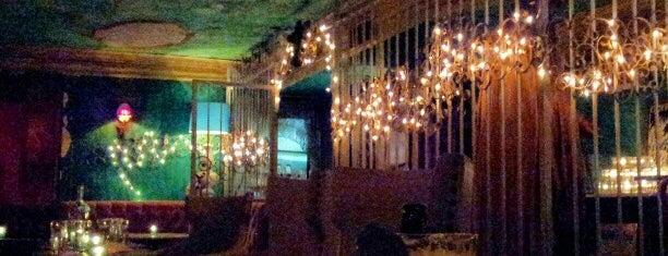 Cienfuegos is one of Secret NYC Bars.