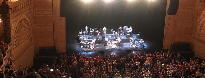 Auditorium Theatre is one of Mark : понравившиеся места.