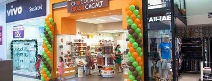 Chocolates Brasil Cacau is one of Marceli : понравившиеся места.