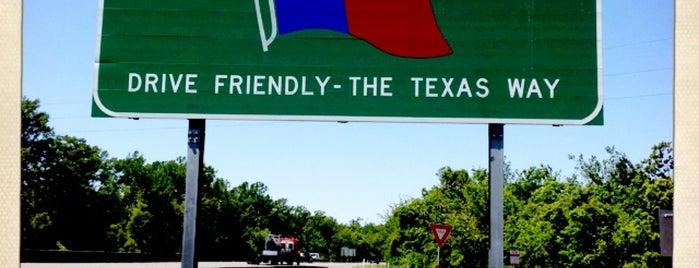 Louisiana / Texas State Line is one of Texas / USA.
