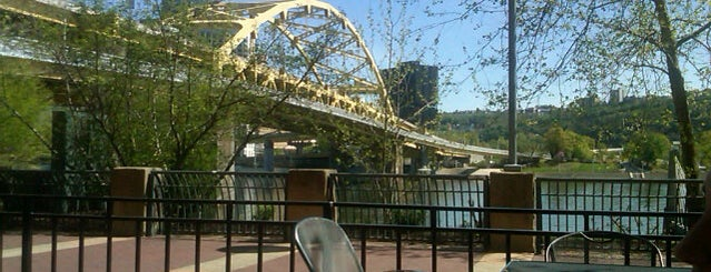 Rivertowne North Shore is one of BEST PLACES TO GET PIZZA IN PITTSBURGH!.
