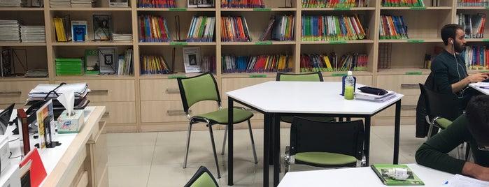 كتابخانه | Goethe Institut is one of V.Nさんのお気に入りスポット.