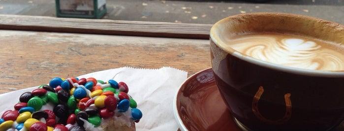Stumptown Coffee Roasters is one of Portland.