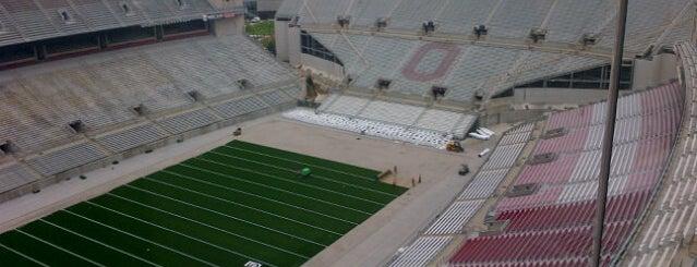Ohio Stadium is one of Sporting Venues....
