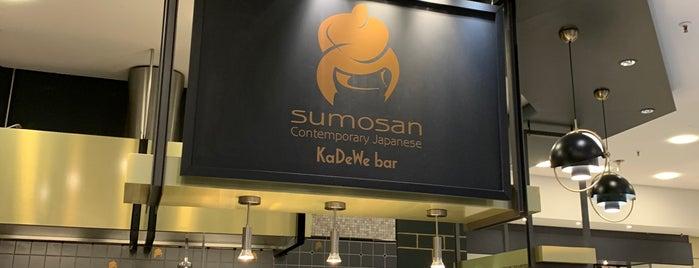 Sumosan is one of V͜͡l͜͡a͜͡d͜͡y͜͡S͜͡l͜͡a͜͡v͜͡a͜͡'ın Beğendiği Mekanlar.