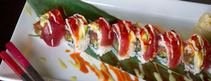 Kaiyo Grill & Sushi is one of Keys Dining, Desserting and Fun.