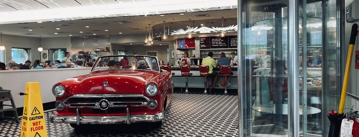 Sunliner Diner is one of Gulf Shores 2021.