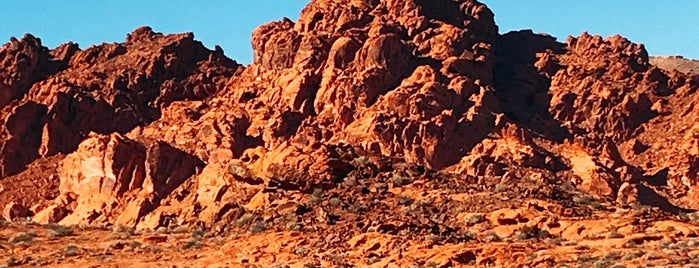 Valley of Fire State Park is one of Las Vegas, NV.