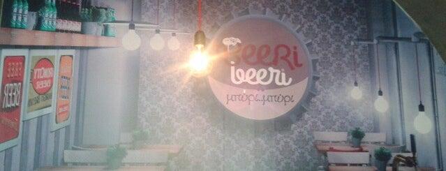 Beeri..beeri is one of Μπυραρίες στην Ελλάδα.