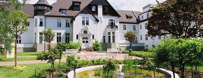 Evangelisches Krankenhaus Hubertus is one of Paul Gerhardt Diakonie.