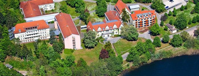 Klinik Amsee is one of Paul Gerhardt Diakonie.