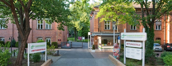 Evangelische Elisabeth Klinik is one of Paul Gerhardt Diakonie.