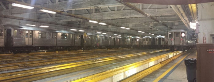 NYCT - W 240th St Yard Home of the (1) is one of MTA.
