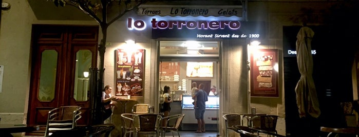Lo Torronero is one of Gelats.