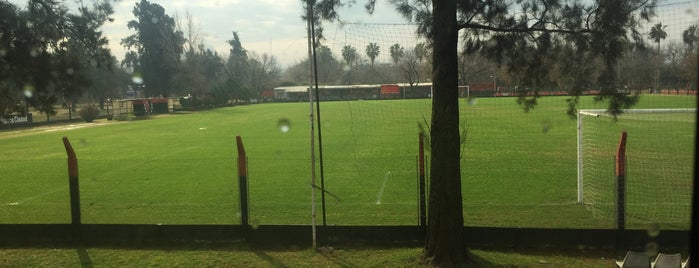 Centro de Entrenamiento Jorge B. Griffa (Newell's Old Boys) is one of nestorさんの保存済みスポット.