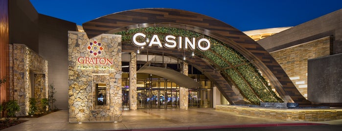 Graton Resort & Casino is one of Lugares guardados de Hard.