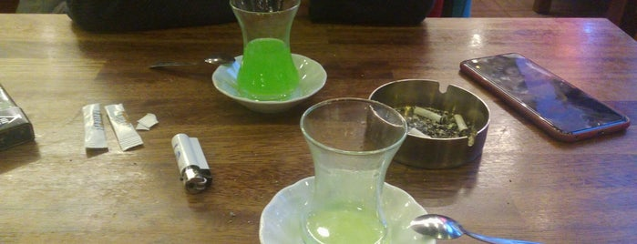Cafe Taş Fırın Ormancı is one of my love Ankara.