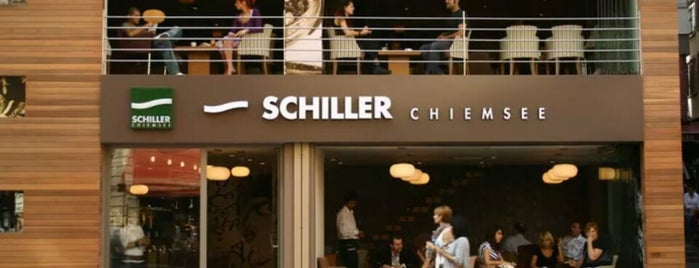 Schiller Chiemsee is one of Coffee Shop.