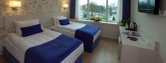 Walk In Hotel is one of İzmir.