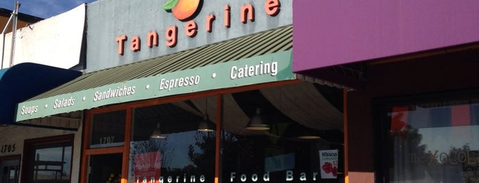 Tangerine Food Bar is one of Get In My Belly/Oakland.
