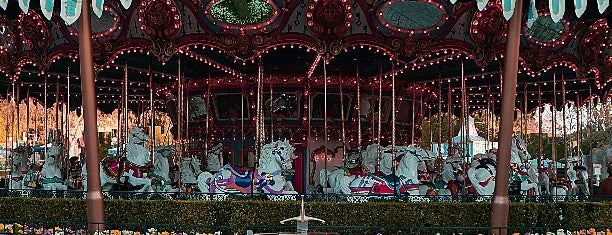 King Arthur Carousel is one of Stephania : понравившиеся места.