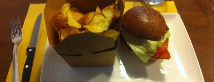 Fatto Bene is one of Hamburger.
