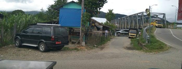 Blangpidie is one of Cities in Indonesia.