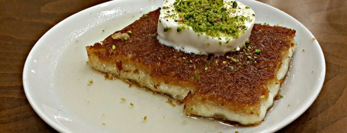 Kral Künefe is one of Denizli.