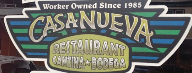 Casa Nueva Restaurant & Cantina is one of The Best of Athens, OH.