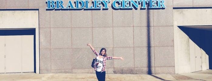 BMO Harris Bradley Center is one of Sporting Venues....