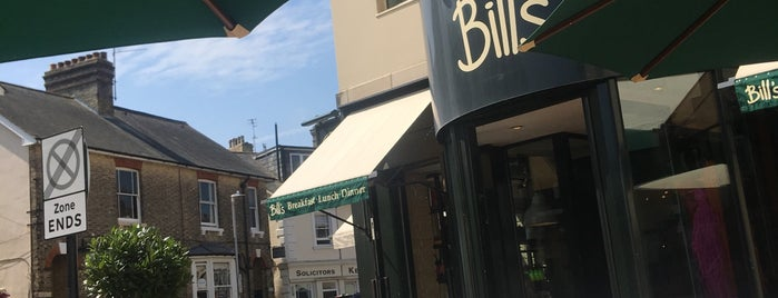 Bill's Restaurant is one of Coeliac Friendly.