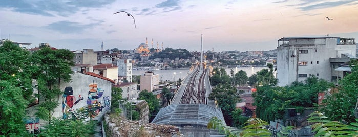 Bereketzade is one of İstanbul Mahalle.