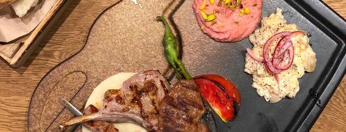 Sade Steak is one of Eren : понравившиеся места.