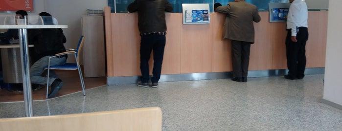 Halkbank is one of Fuat'ın Beğendiği Mekanlar.