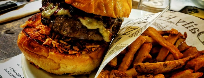ICI Grenoble is one of Best Burgers.