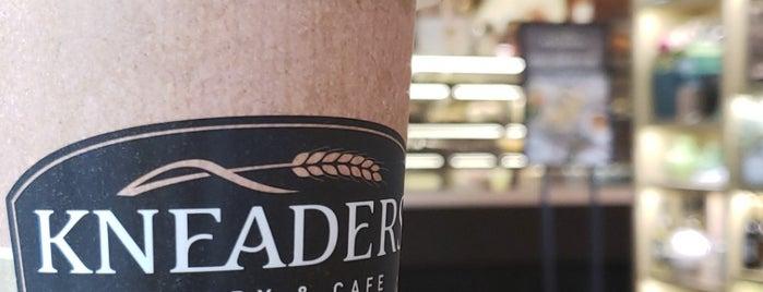 Kneaders Bakery & Cafe is one of Scott : понравившиеся места.