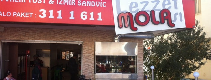 Lezzet Molası is one of Orte, die Banu gefallen.