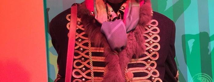 Madame Tussauds Las Vegas is one of Orte, die Jennifer gefallen.