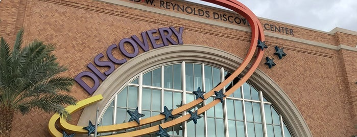 Discovery Children's Museum is one of Las Vegas, NV.