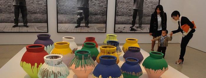 Pérez Art Museum Miami (PAMM) is one of Art Basel / Miami.