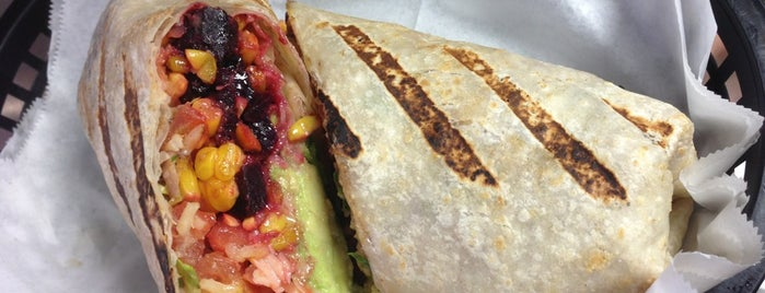 L'Patron Tacos is one of 40 Must-Try Burritos.