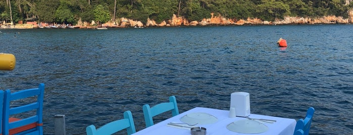 İskelem Restaurant is one of Akyaka.
