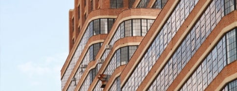 Starrett-Lehigh is one of Architecture - Great architectural experiences NYC.