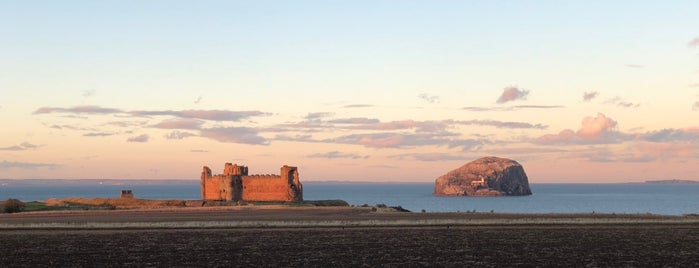 Tantallon Castle is one of Scotland.