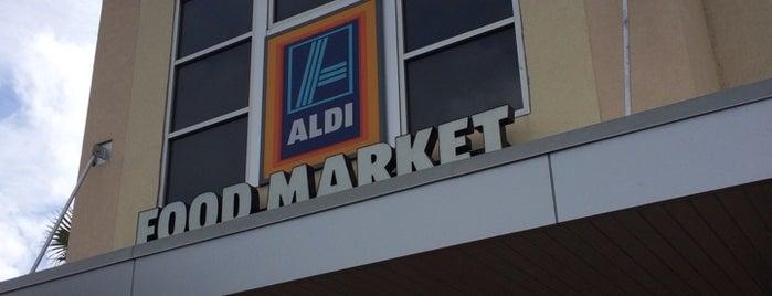 ALDI Food Market is one of SE.