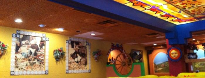 El Zarape is one of College Town Restaurants.