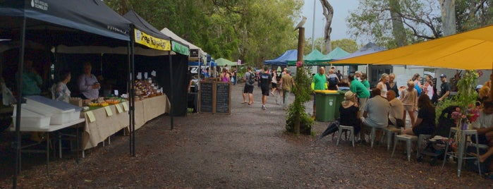 Noosa Farmers Market is one of Out of Town Spots.