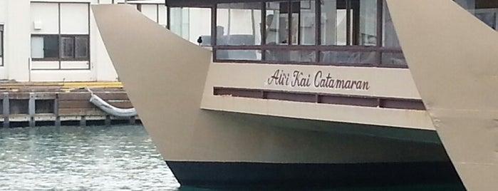 Ali'i Kai Dinner Cruise is one of JiYoung : понравившиеся места.