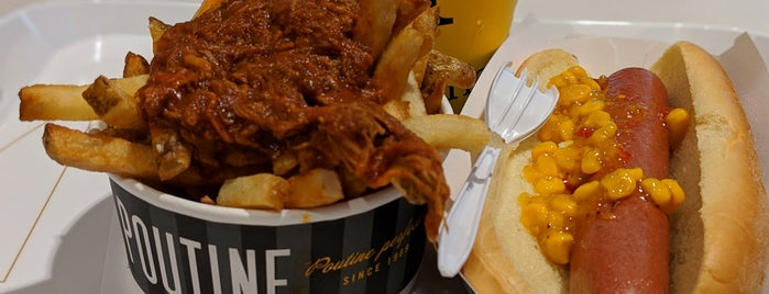New York Fries - Pacific Centre is one of My 2019 BC Food Adventure.