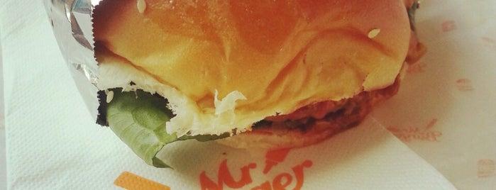 Mr Burger is one of Wishlist.